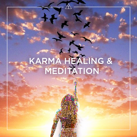 Karma Healing & Meditation - Tarra Tae