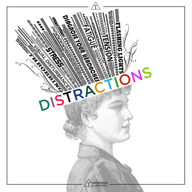 Distractions of the Mind