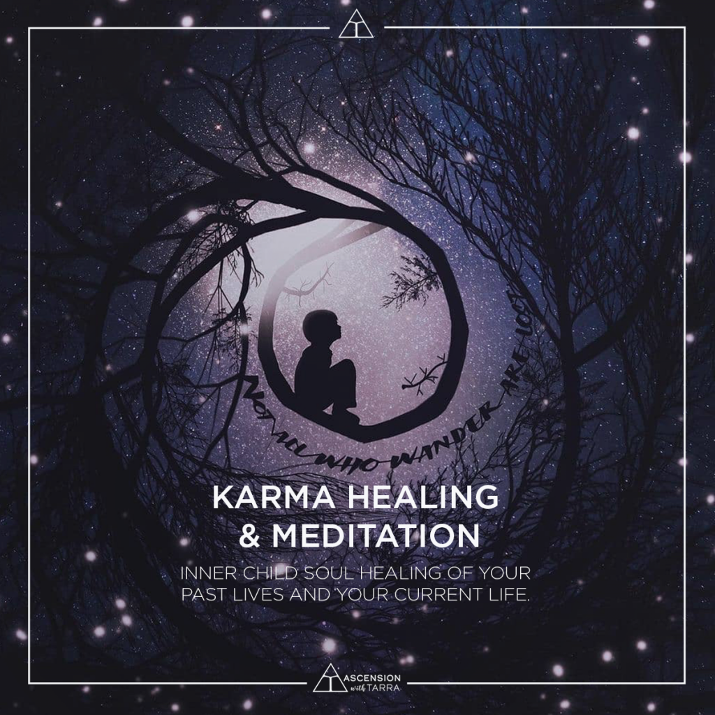 Karma Healing Meditation: Session 5 Inner Child Soul Healing of Your Past Lives and your current life